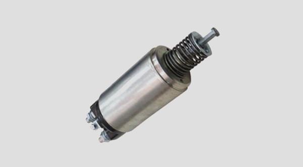 صورة لقسم محرك بادئ اللولبي