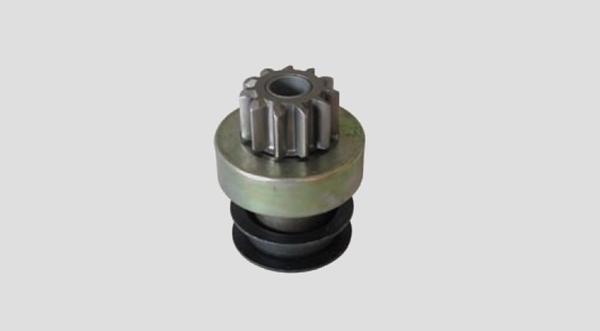 صورة لقسم ضلوع محرك بادئ