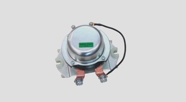صورة لقسم تبدیل محرك بادئ